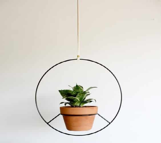 Beautiful Ideas for Indoor Greenery Decorations – Wall Hanging Planters
