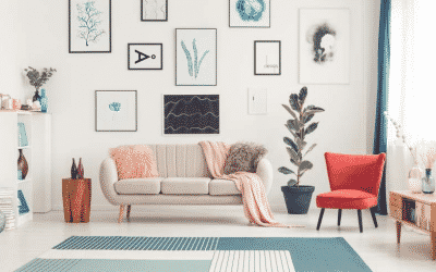 Wall Décor Ideas To Emphasize Your Modern Hanging Planter