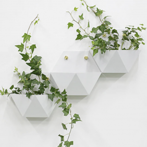ceramic wall hanging planter